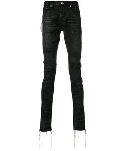Mr. Completely | Frayed Trim Jeans Men