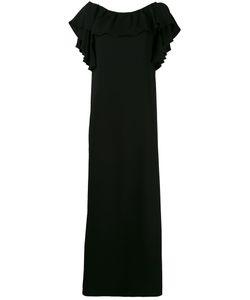 P.A.R.O.S.H. | P.A.R.O.S.H. Frill Trim Dress M