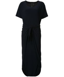 Norma Kamali   Shortsleeved Diaper Dress Medium Polyester/Spandex/Elastane