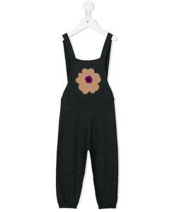 Rykiel Enfant | Flower Dungarees 8 Yrs