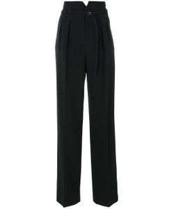 Red Valentino | High-Waisted Pants