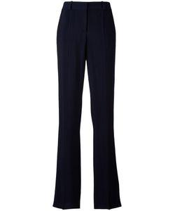 Giorgio Armani | Wide Leg Tailo Trousers 46 Viscose/Polyester/Virgin