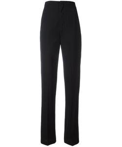 Rick Owens | Straight-Leg Trousers 42 Viscose/Wool