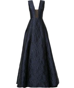 ALEX PERRY | Bryce Brocade Gown Women