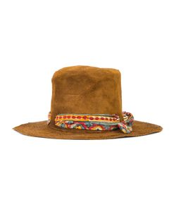 NICK FOUQUET | Osceola Hat 57 Suede