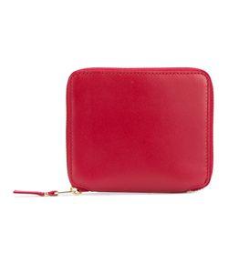Comme Des Garcons   Comme Des Garçons Wallet Classic Zip Around Wallet