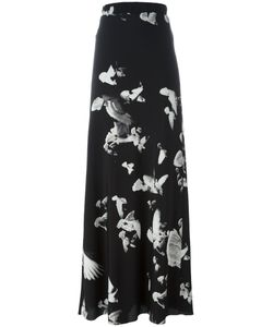 A.F.Vandevorst | Print Skirt 40 Silk/Lyocell
