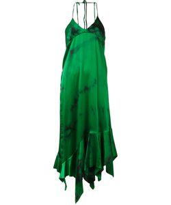 Marques Almeida | Asymmetric Ruffle Cami Dress
