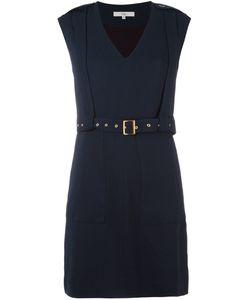 Tibi | Платье С V-Образным Вырезом