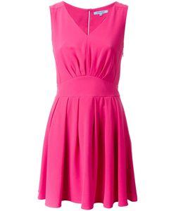GUILD PRIME | Расклешенное Платье С V-Образным Вырезом