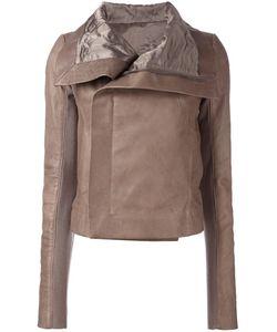 Rick Owens | Байкерская Куртка Clean