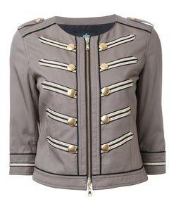 GUILD PRIME | Укороченная Куртка В Стиле Милитари