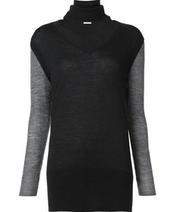 TOME | Turtle V-Neck Jumper
