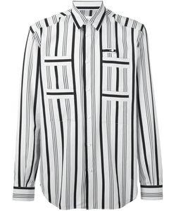 Maison Margiela | Полосатая Рубашка