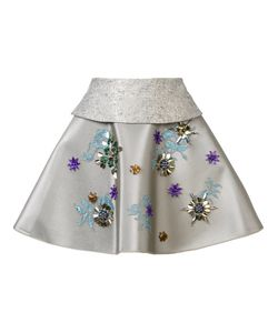 Delpozo | Embellished Mini Skirt