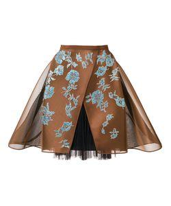 Delpozo | Crinoline Lace Skirt