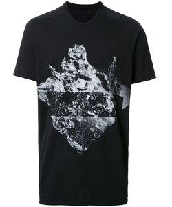 NIL0S   Water Print T-Shirt