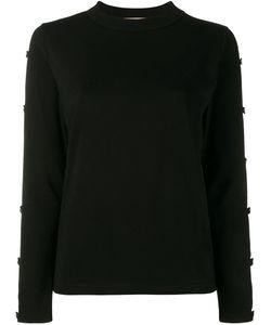 Jour/Né | Buttoned Long Sleeve Top