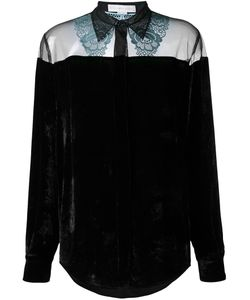 Stella Mccartney | Caroline Velvet Shirt