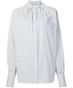 TOME | Объемная Рубашка В Полоску