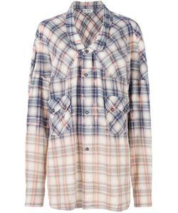 Faith Connexion | Клетчатая Рубашка