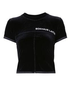 ECKHAUS LATTA | Cropped T-Shirt