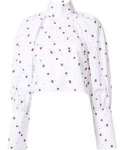 Ellery | Укороченная Рубашка С Узором