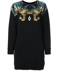 MARCELO BURLON COUNTY OF MILAN | Abstract Print Sweatshirt