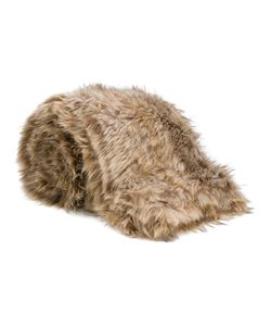 Liska | Raccoon Fur Blanket