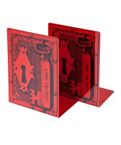 FORNASETTI | Printed Bookends