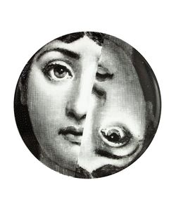 L'ECLAIREUR MADE BY | Fornasetti Printed Plate