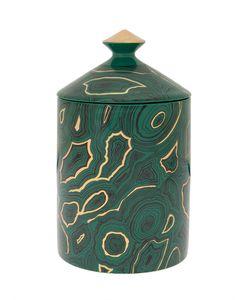 Fornasetti Profumi | Malachite Scented Wax Candle