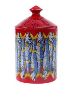 Fornasetti Profumi   Sardine Candle