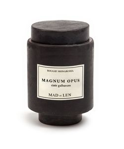 Mad Et Len | Magnum Opus Scented Candle