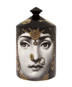 FORNASETTI | Leclaireuse Scented Wax Candle