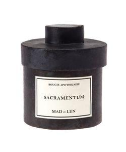 Mad Et Len | Sacramentum Candle