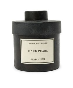 Mad Et Len | Dark Pearl Candle