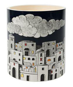Fornasetti Profumi   City Print Candle
