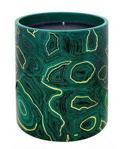 Fornasetti Profumi | Malachite Scented Candle