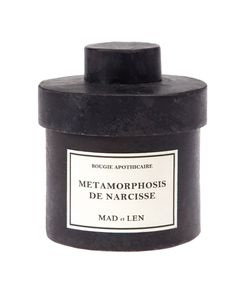 Mad Et Len | Metamorphosis De Narcisse Candle