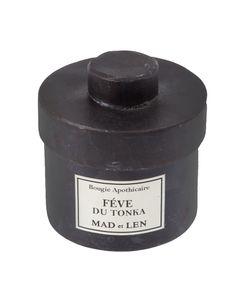 Mad Et Len | Feve Du Tonka Candle