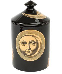 Fornasetti Profumi   Soli E Lune Nero Scented Candle