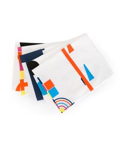 HOUSE OF VOLTAIRE | Peter Saville Tea Towel Set