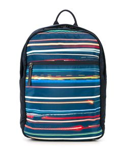 Paul Smith Junior | Striped Backpack