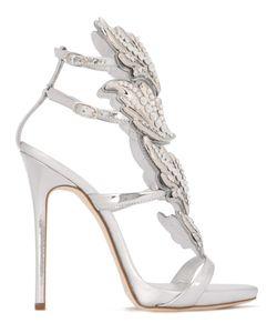 Giuseppe Zanotti Design | Embellished Cruel Sandals 38 Calf