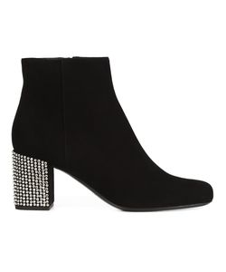 Saint Laurent   Babies 90 Ankle Boots 40 Suede/Leather