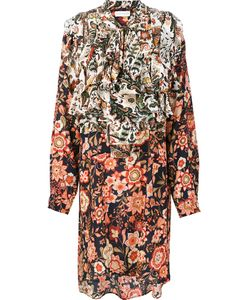 Faith Connexion | Printed Shirt Dress 36 Silk