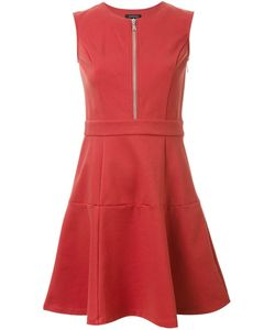 LOVELESS | Flared Zip Dress 34 Cotton