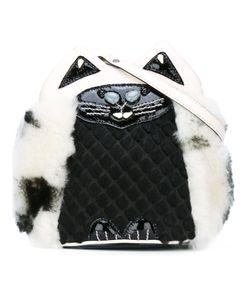 Jamin Puech | Kitty Motif Crossbody Bag