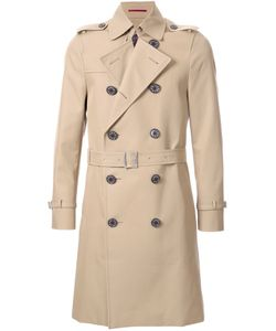 LOVELESS | Double Breasted Trench Coat 1 Cotton